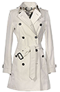 Used clothing clothes coats jacket winter fall elegant modern trench coat garments
