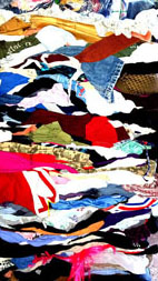 Used Clothing clothes Economic mix